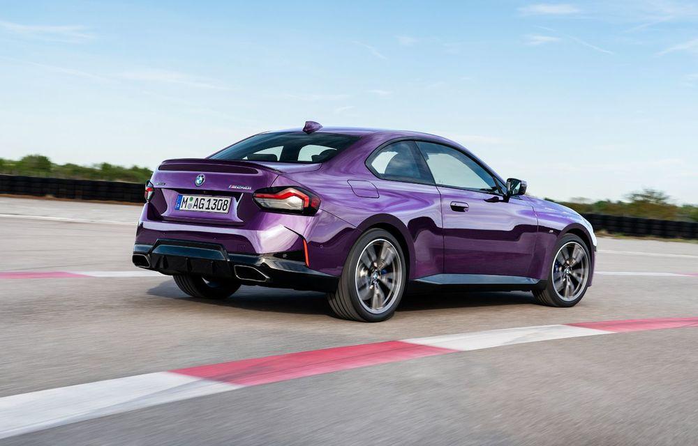 PREMIERĂ: Noua generație BMW Seria 2 Coupe, prezentată oficial cu până la 374 de cai putere - Poza 52