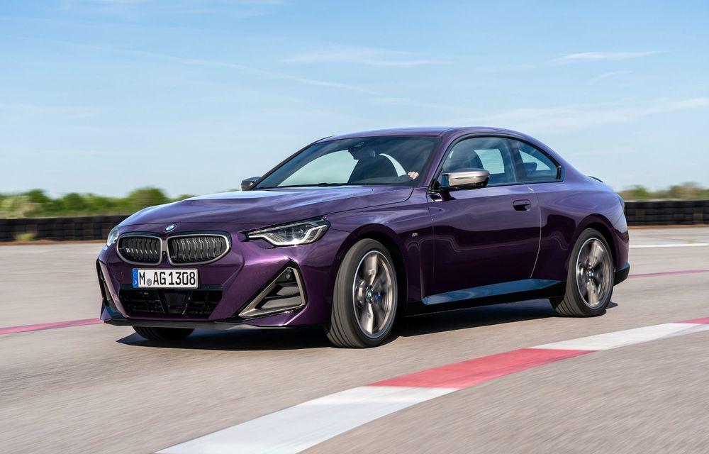 PREMIERĂ: Noua generație BMW Seria 2 Coupe, prezentată oficial cu până la 374 de cai putere - Poza 44