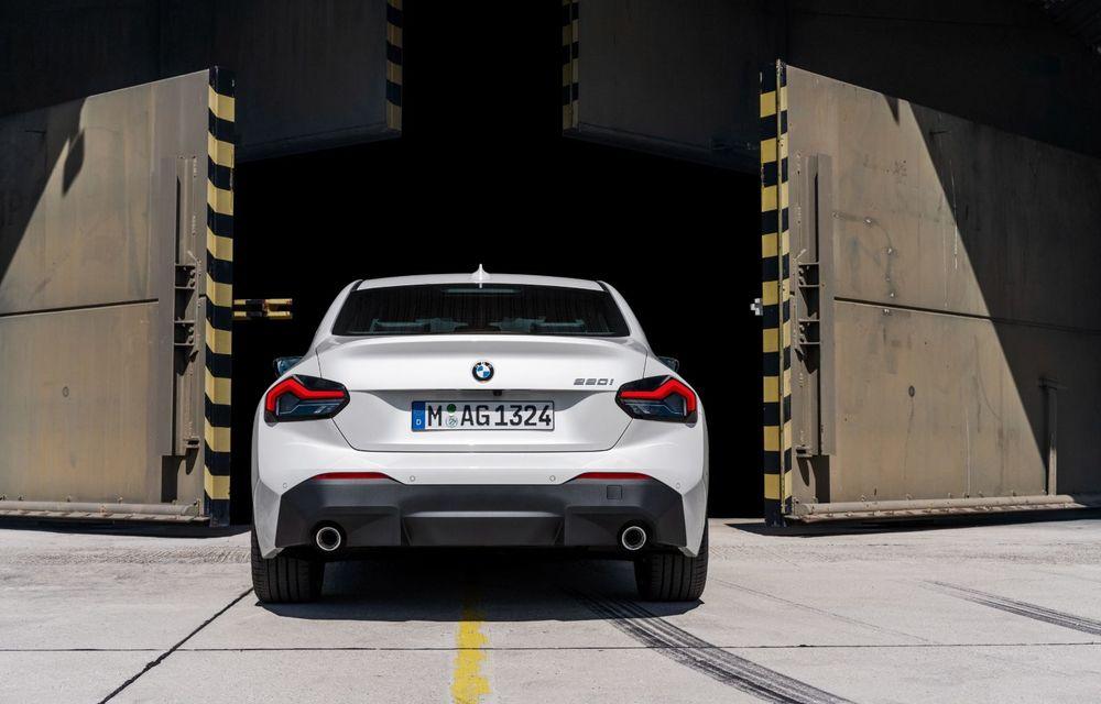 PREMIERĂ: Noua generație BMW Seria 2 Coupe, prezentată oficial cu până la 374 de cai putere - Poza 31