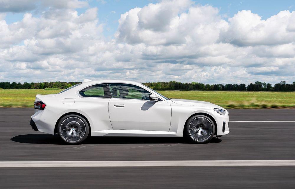 PREMIERĂ: Noua generație BMW Seria 2 Coupe, prezentată oficial cu până la 374 de cai putere - Poza 19