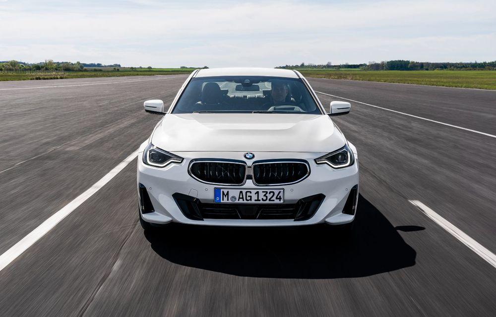PREMIERĂ: Noua generație BMW Seria 2 Coupe, prezentată oficial cu până la 374 de cai putere - Poza 16