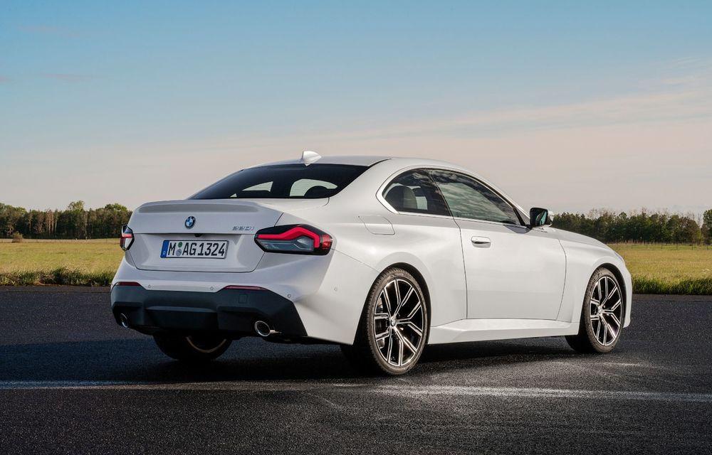 PREMIERĂ: Noua generație BMW Seria 2 Coupe, prezentată oficial cu până la 374 de cai putere - Poza 24