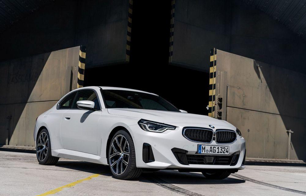 PREMIERĂ: Noua generație BMW Seria 2 Coupe, prezentată oficial cu până la 374 de cai putere - Poza 3