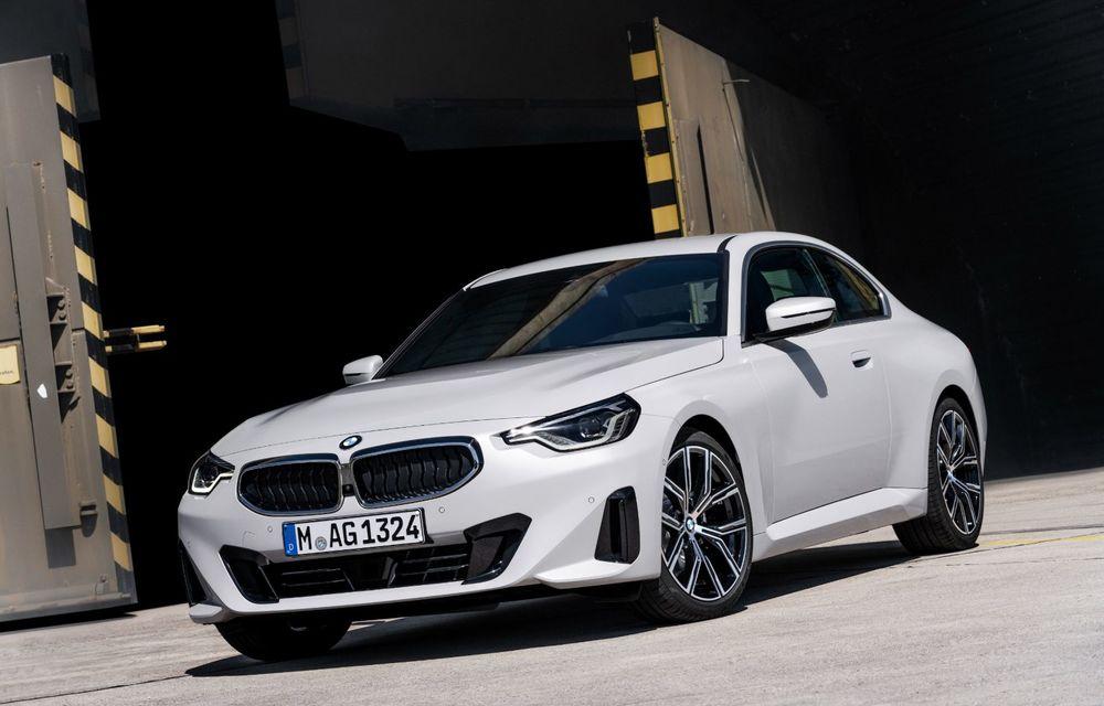 PREMIERĂ: Noua generație BMW Seria 2 Coupe, prezentată oficial cu până la 374 de cai putere - Poza 2