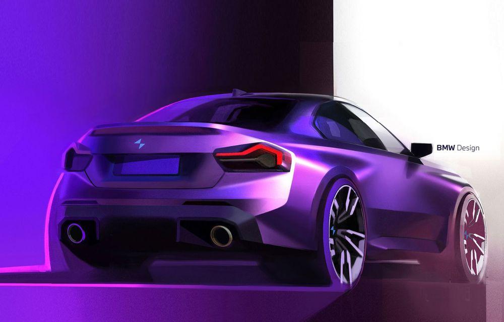 PREMIERĂ: Noua generație BMW Seria 2 Coupe, prezentată oficial cu până la 374 de cai putere - Poza 87