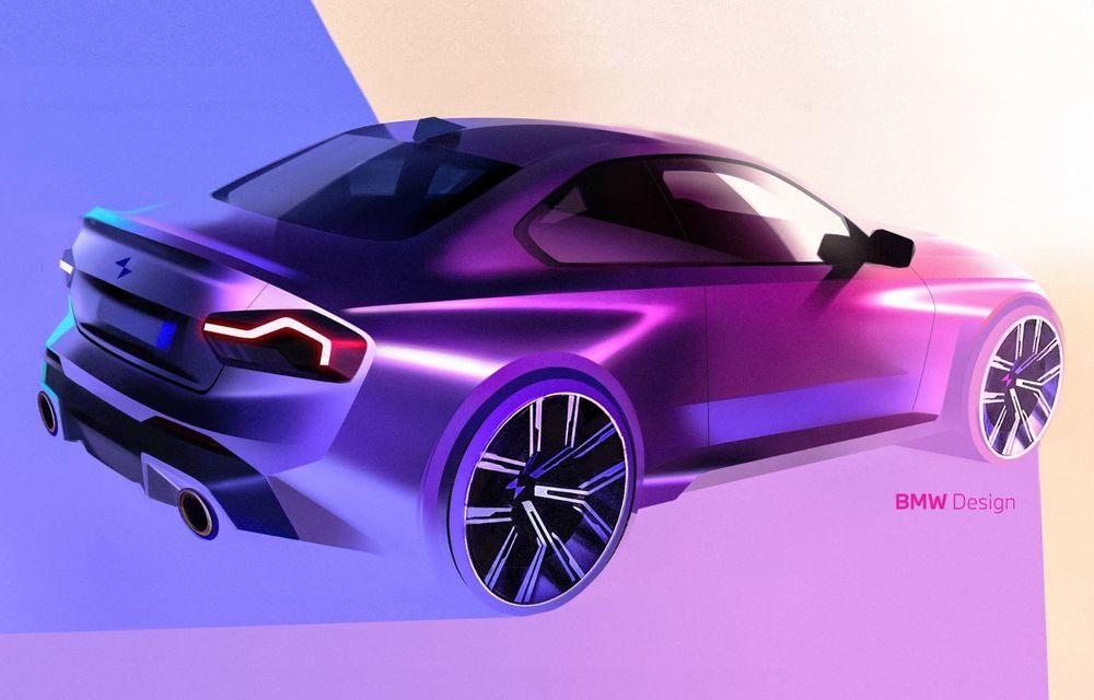PREMIERĂ: Noua generație BMW Seria 2 Coupe, prezentată oficial cu până la 374 de cai putere - Poza 88
