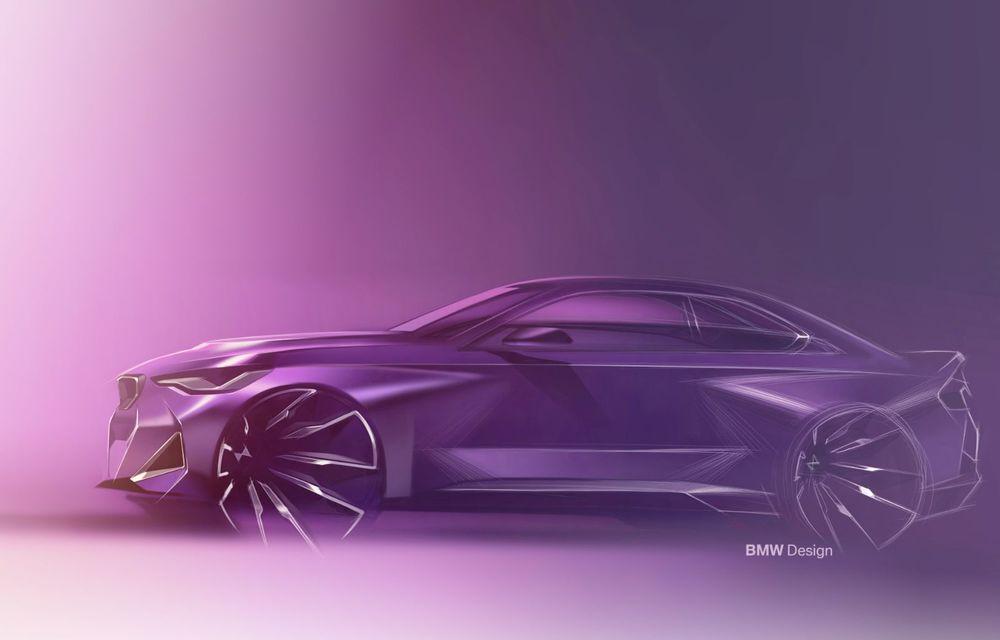 PREMIERĂ: Noua generație BMW Seria 2 Coupe, prezentată oficial cu până la 374 de cai putere - Poza 89