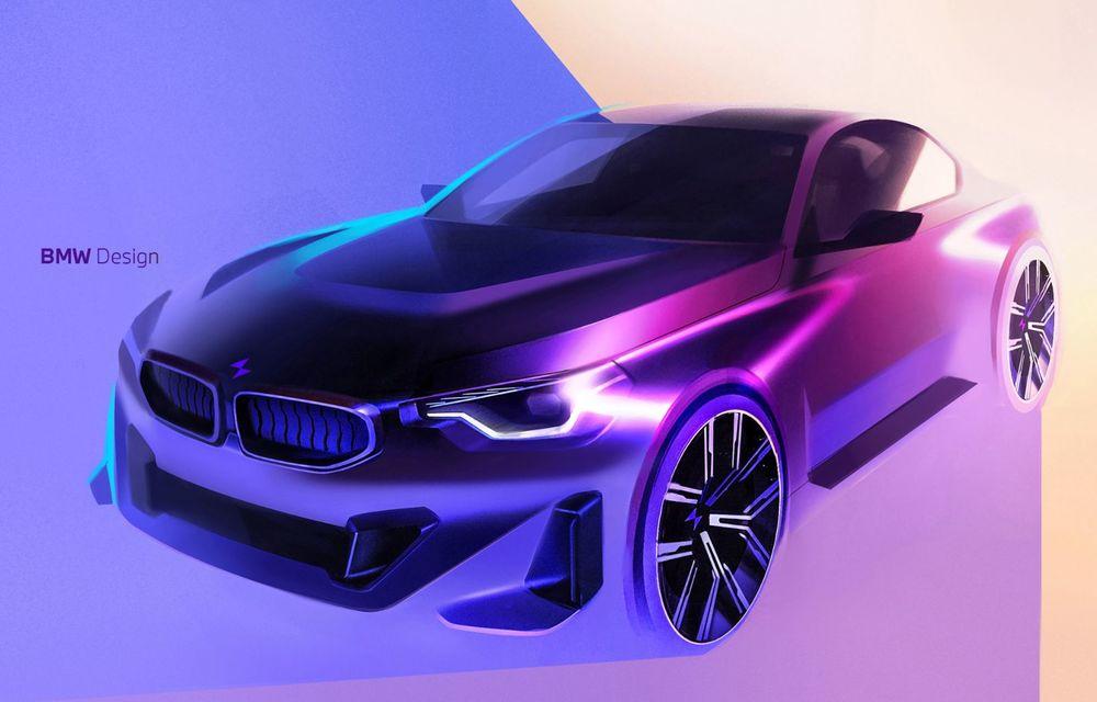 PREMIERĂ: Noua generație BMW Seria 2 Coupe, prezentată oficial cu până la 374 de cai putere - Poza 90
