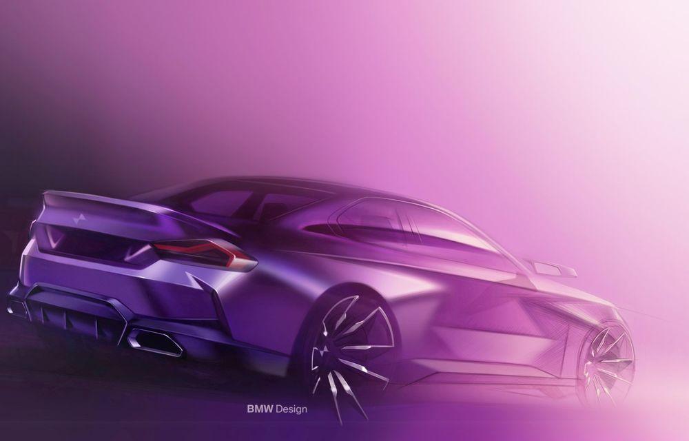 PREMIERĂ: Noua generație BMW Seria 2 Coupe, prezentată oficial cu până la 374 de cai putere - Poza 92