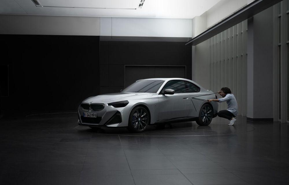 PREMIERĂ: Noua generație BMW Seria 2 Coupe, prezentată oficial cu până la 374 de cai putere - Poza 85