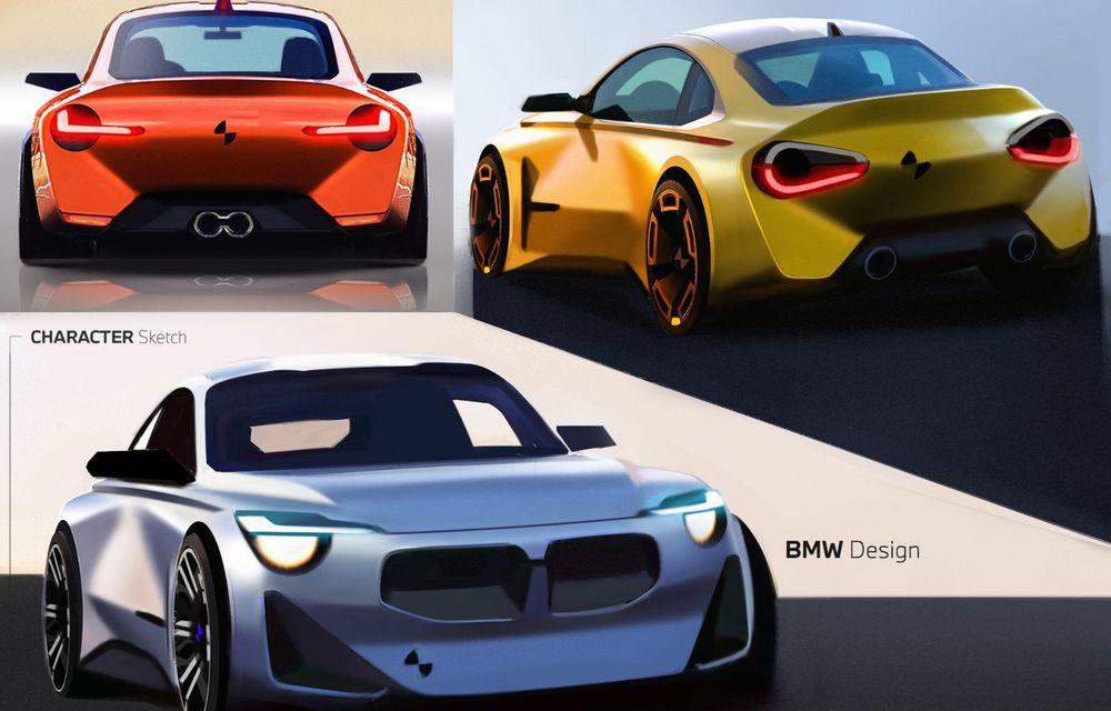PREMIERĂ: Noua generație BMW Seria 2 Coupe, prezentată oficial cu până la 374 de cai putere - Poza 86