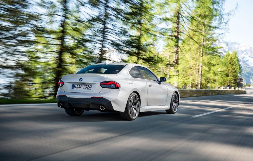 PREMIERĂ: Noua generație BMW Seria 2 Coupe, prezentată oficial cu până la 374 de cai putere - Poza 22