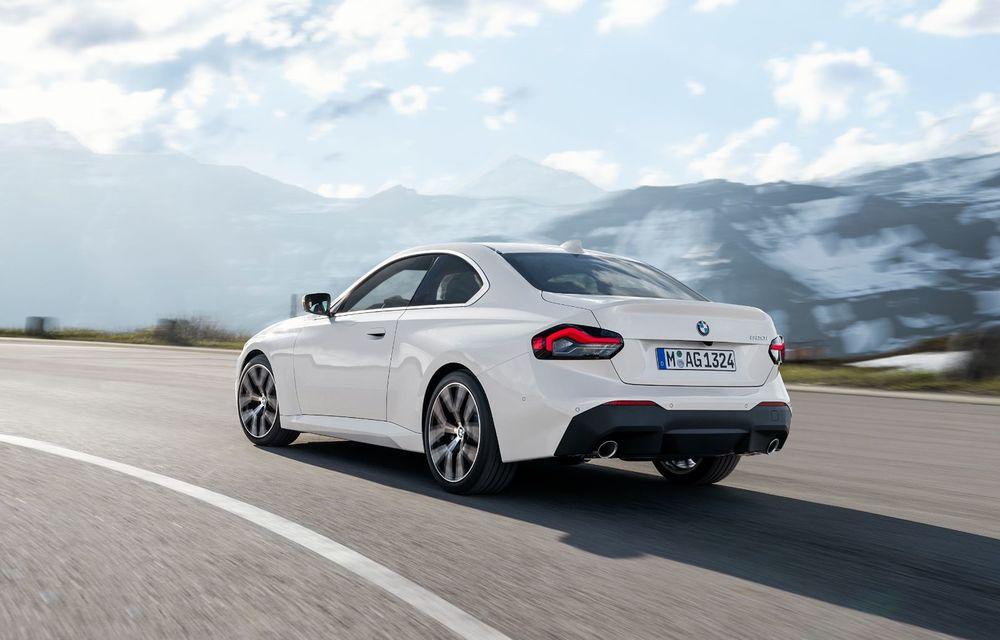 PREMIERĂ: Noua generație BMW Seria 2 Coupe, prezentată oficial cu până la 374 de cai putere - Poza 23