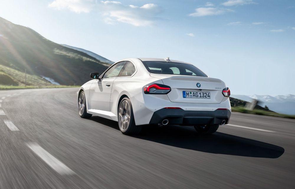 PREMIERĂ: Noua generație BMW Seria 2 Coupe, prezentată oficial cu până la 374 de cai putere - Poza 21
