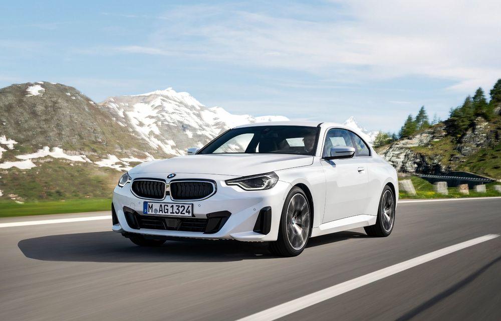 PREMIERĂ: Noua generație BMW Seria 2 Coupe, prezentată oficial cu până la 374 de cai putere - Poza 10