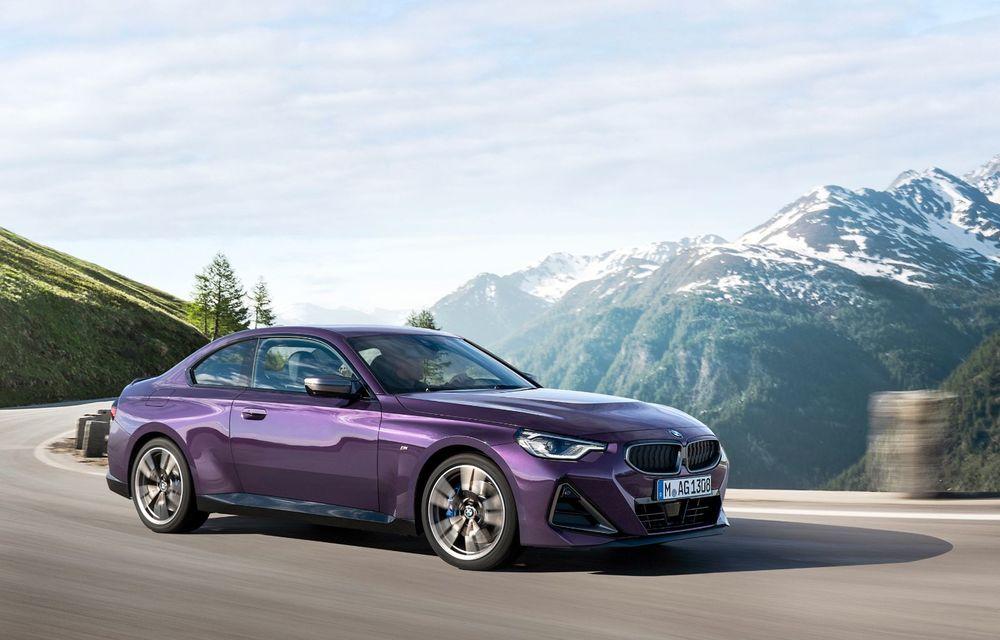 PREMIERĂ: Noua generație BMW Seria 2 Coupe, prezentată oficial cu până la 374 de cai putere - Poza 33