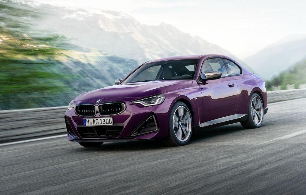 PREMIERĂ: Noua generație BMW Seria 2 Coupe, prezentată oficial cu până la 374 de cai putere - Poza 32