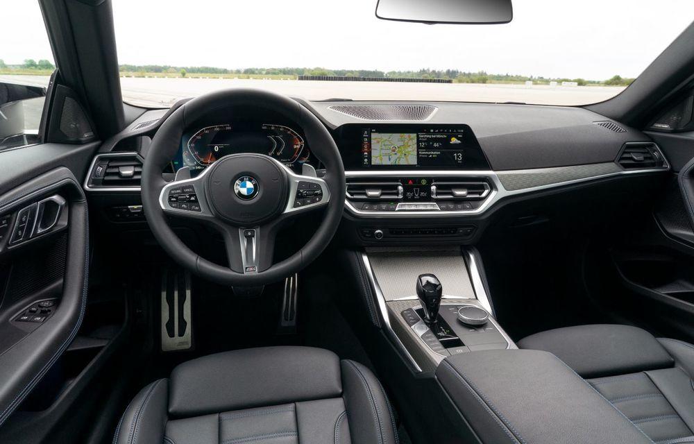 PREMIERĂ: Noua generație BMW Seria 2 Coupe, prezentată oficial cu până la 374 de cai putere - Poza 60