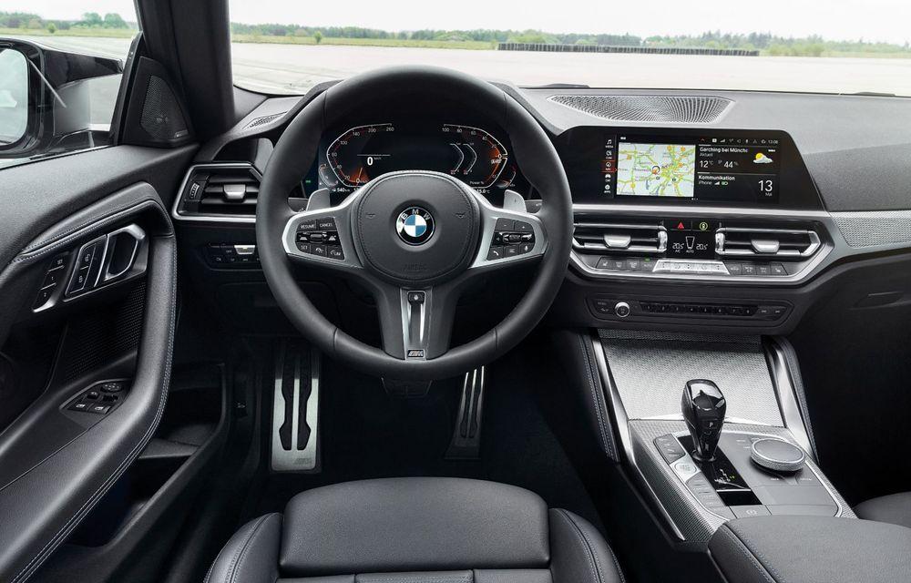 PREMIERĂ: Noua generație BMW Seria 2 Coupe, prezentată oficial cu până la 374 de cai putere - Poza 62