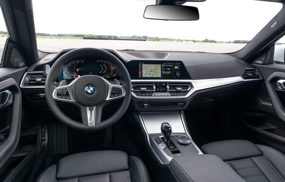 PREMIERĂ: Noua generație BMW Seria 2 Coupe, prezentată oficial cu până la 374 de cai putere - Poza 61