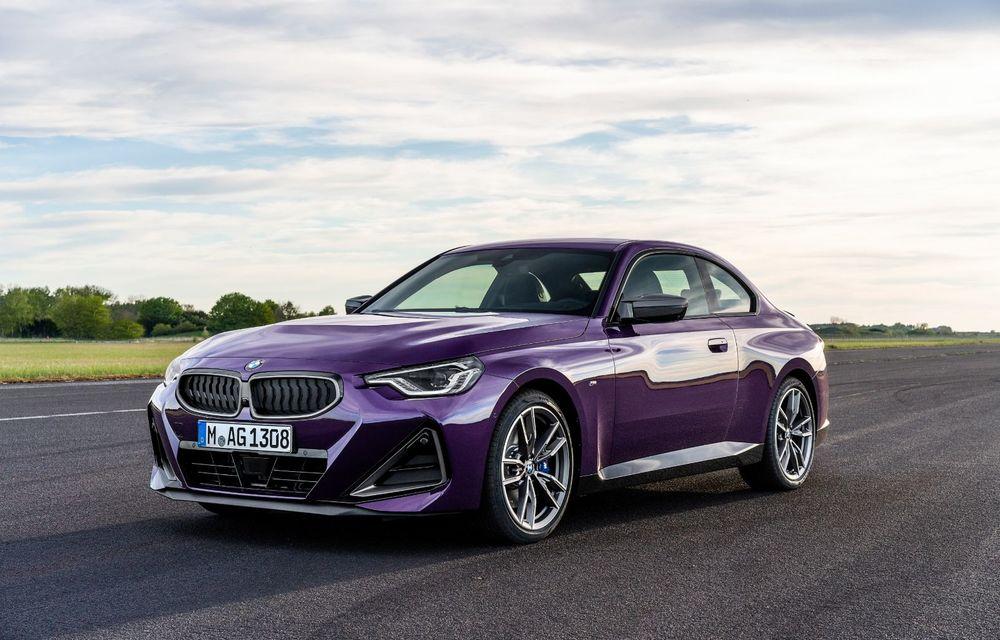PREMIERĂ: Noua generație BMW Seria 2 Coupe, prezentată oficial cu până la 374 de cai putere - Poza 34