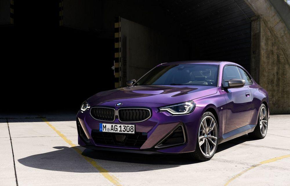 PREMIERĂ: Noua generație BMW Seria 2 Coupe, prezentată oficial cu până la 374 de cai putere - Poza 35