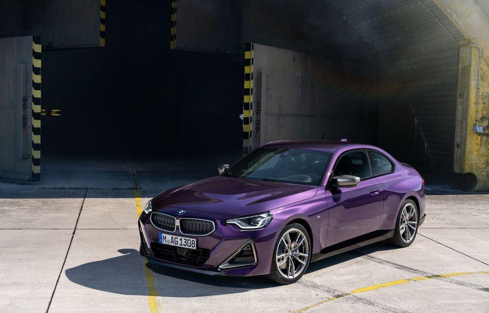 PREMIERĂ: Noua generație BMW Seria 2 Coupe, prezentată oficial cu până la 374 de cai putere - Poza 36