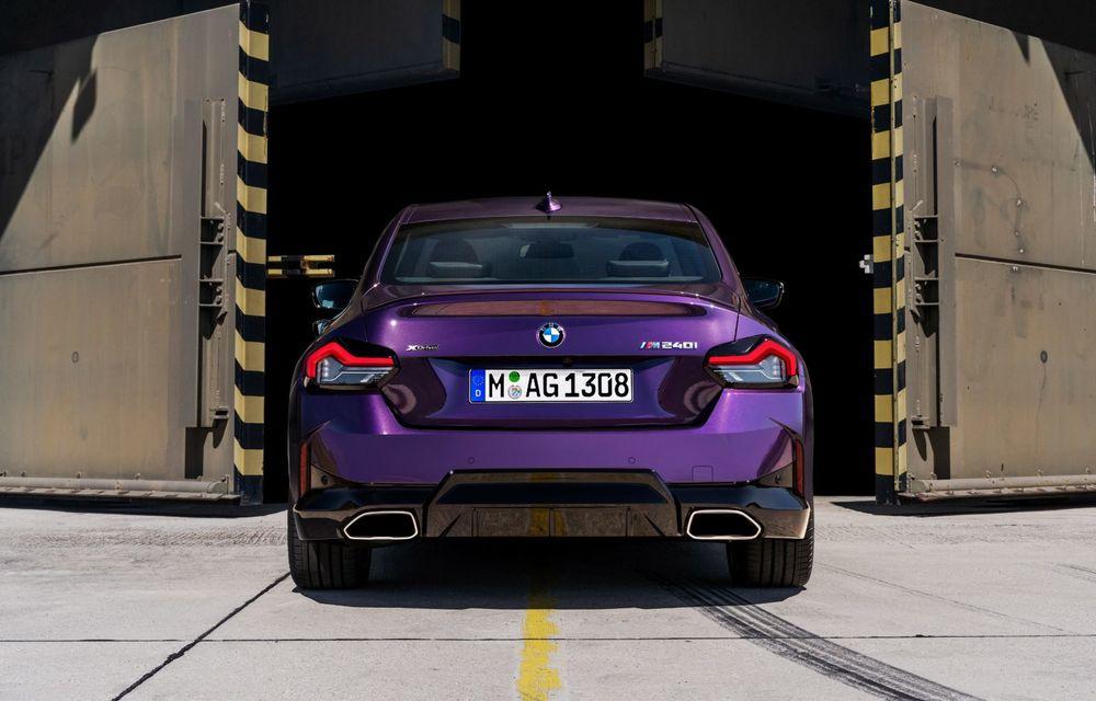 PREMIERĂ: Noua generație BMW Seria 2 Coupe, prezentată oficial cu până la 374 de cai putere - Poza 58