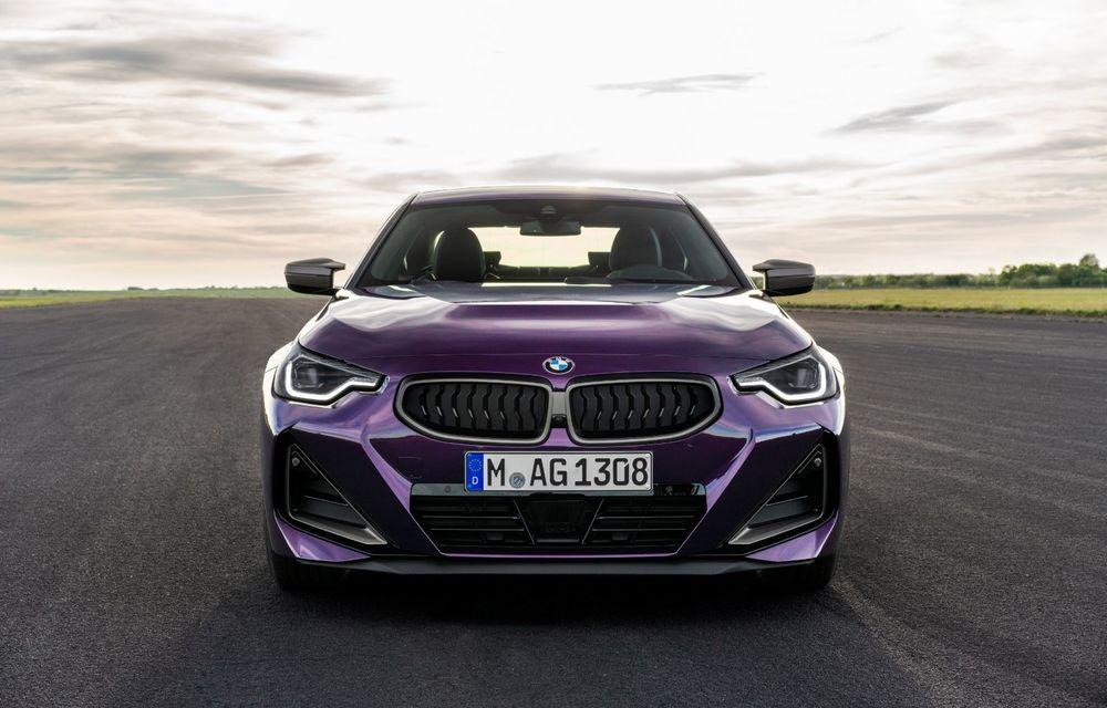 PREMIERĂ: Noua generație BMW Seria 2 Coupe, prezentată oficial cu până la 374 de cai putere - Poza 45
