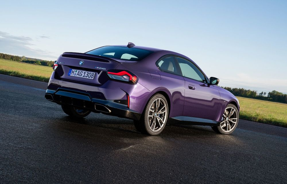 PREMIERĂ: Noua generație BMW Seria 2 Coupe, prezentată oficial cu până la 374 de cai putere - Poza 50