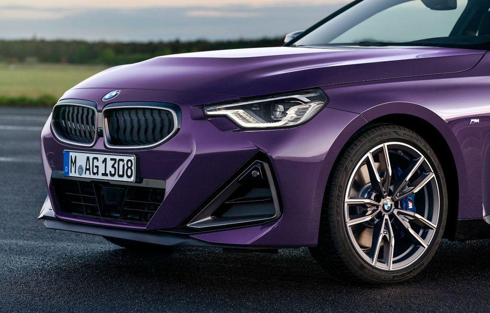 PREMIERĂ: Noua generație BMW Seria 2 Coupe, prezentată oficial cu până la 374 de cai putere - Poza 75