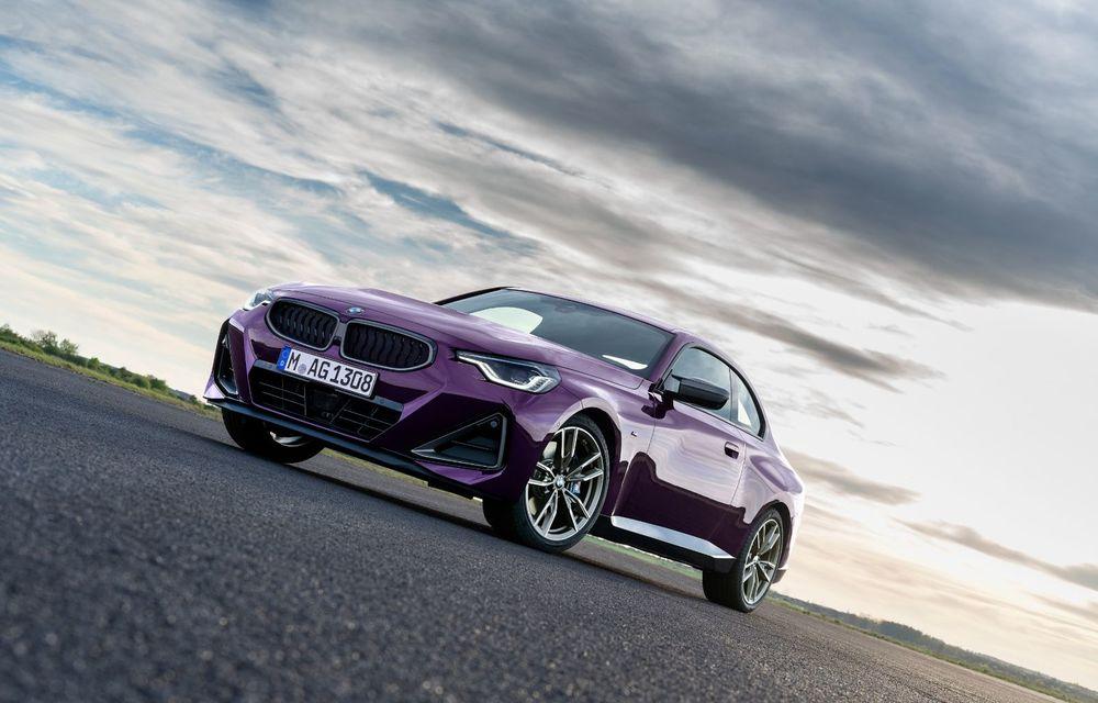 PREMIERĂ: Noua generație BMW Seria 2 Coupe, prezentată oficial cu până la 374 de cai putere - Poza 41