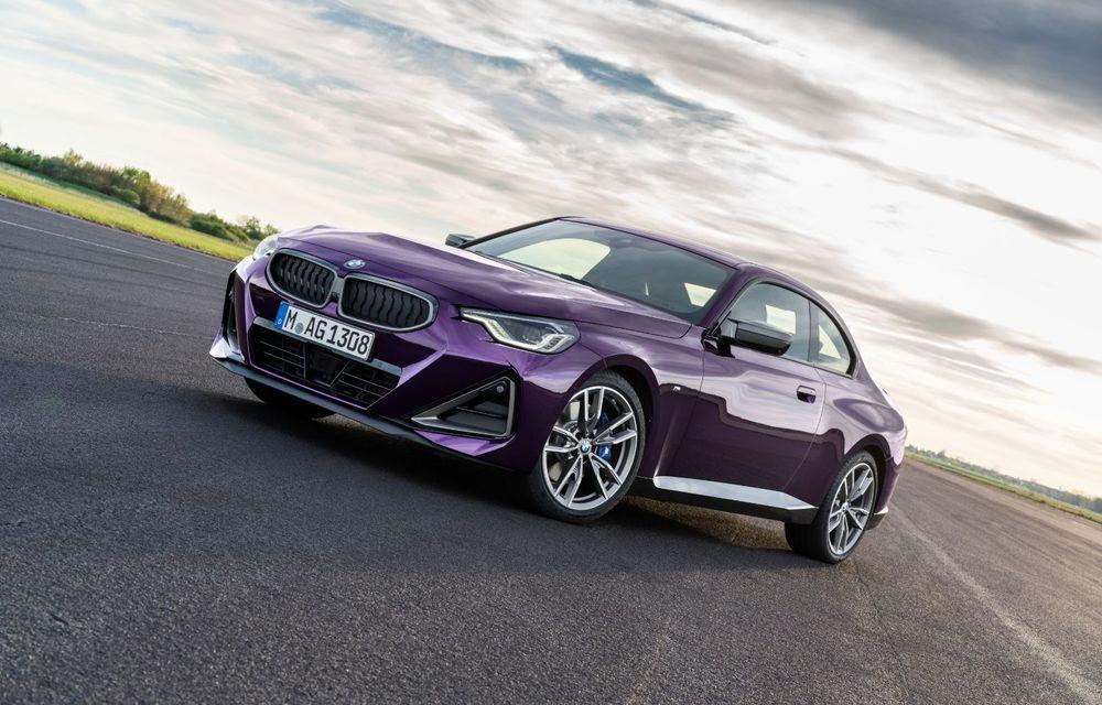 PREMIERĂ: Noua generație BMW Seria 2 Coupe, prezentată oficial cu până la 374 de cai putere - Poza 42