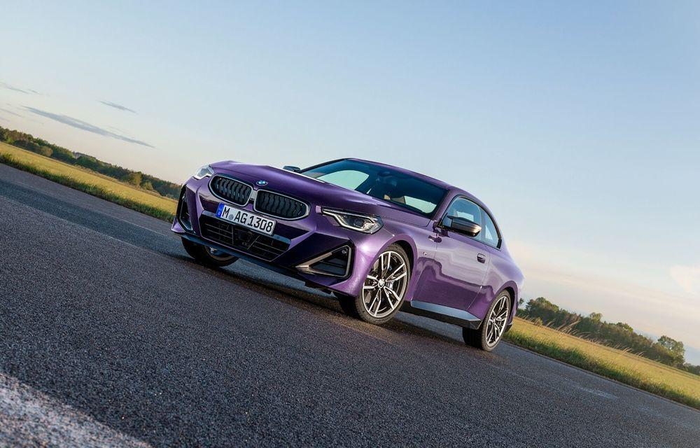 PREMIERĂ: Noua generație BMW Seria 2 Coupe, prezentată oficial cu până la 374 de cai putere - Poza 43