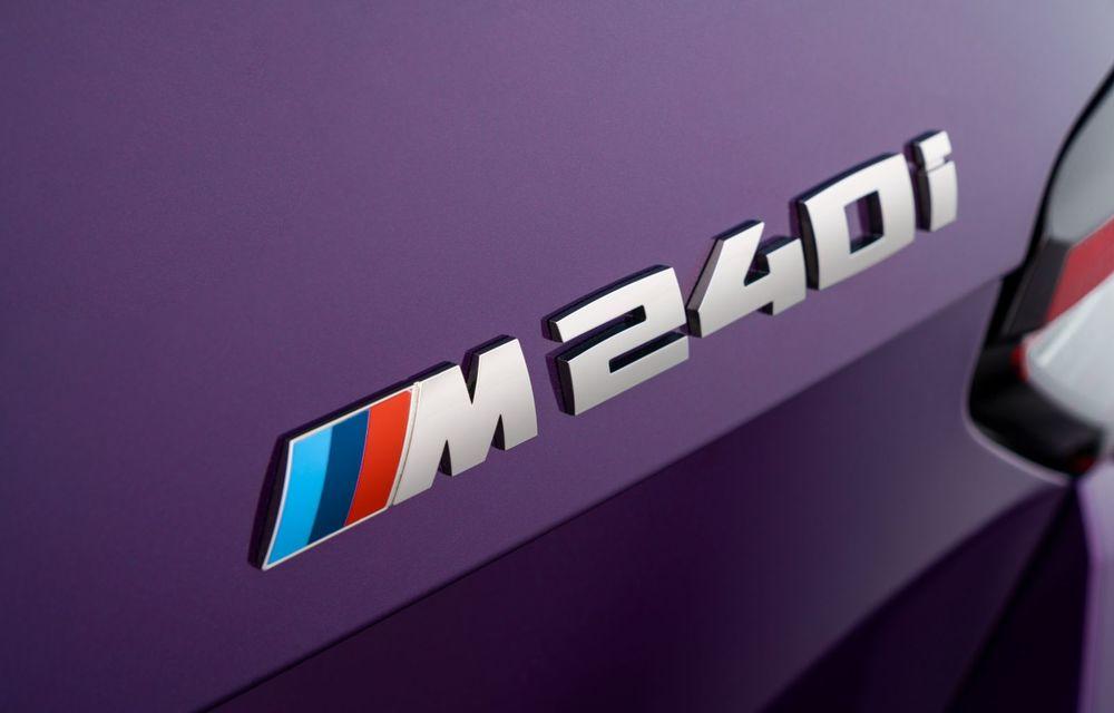PREMIERĂ: Noua generație BMW Seria 2 Coupe, prezentată oficial cu până la 374 de cai putere - Poza 80