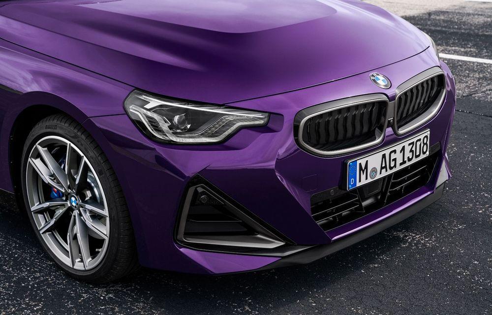 PREMIERĂ: Noua generație BMW Seria 2 Coupe, prezentată oficial cu până la 374 de cai putere - Poza 76