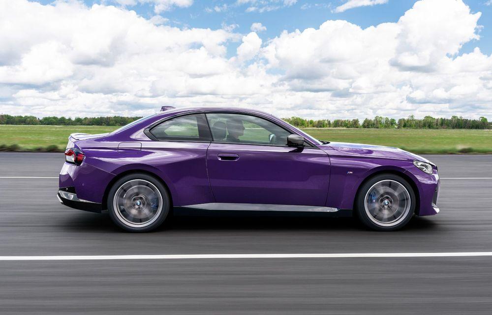 PREMIERĂ: Noua generație BMW Seria 2 Coupe, prezentată oficial cu până la 374 de cai putere - Poza 59