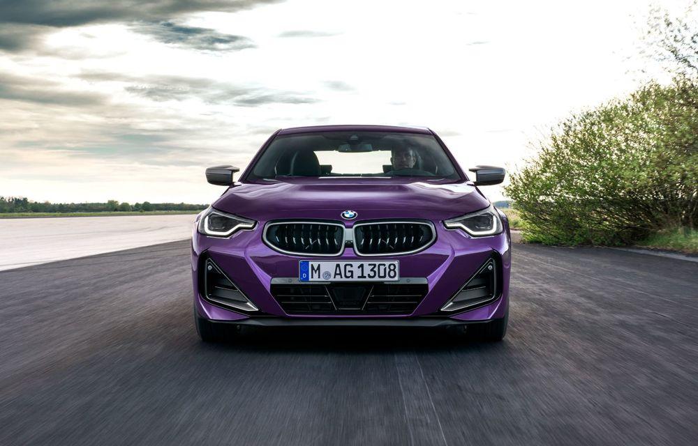 PREMIERĂ: Noua generație BMW Seria 2 Coupe, prezentată oficial cu până la 374 de cai putere - Poza 46
