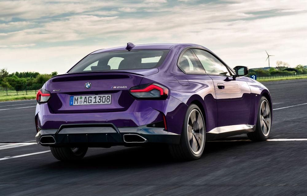 PREMIERĂ: Noua generație BMW Seria 2 Coupe, prezentată oficial cu până la 374 de cai putere - Poza 49