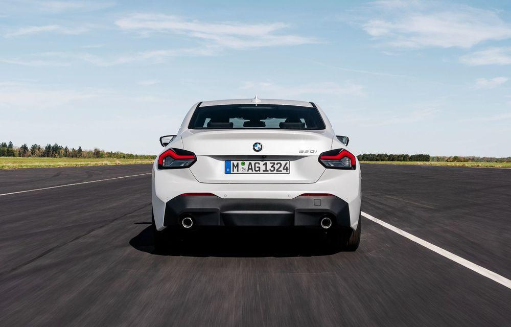 PREMIERĂ: Noua generație BMW Seria 2 Coupe, prezentată oficial cu până la 374 de cai putere - Poza 30