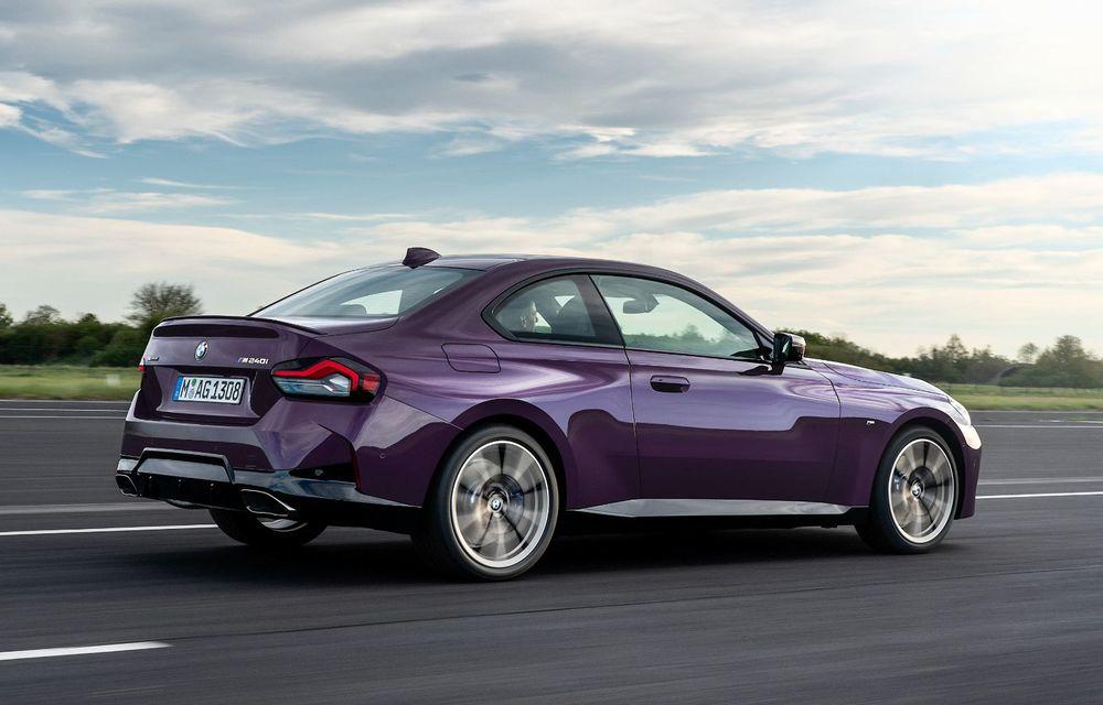 PREMIERĂ: Noua generație BMW Seria 2 Coupe, prezentată oficial cu până la 374 de cai putere - Poza 51
