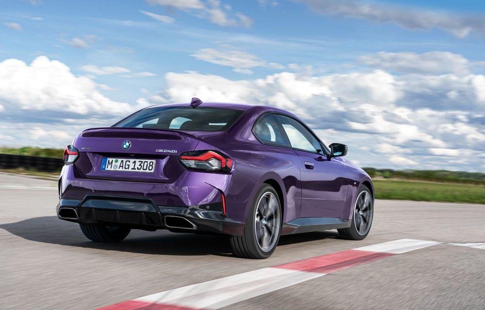 PREMIERĂ: Noua generație BMW Seria 2 Coupe, prezentată oficial cu până la 374 de cai putere - Poza 53