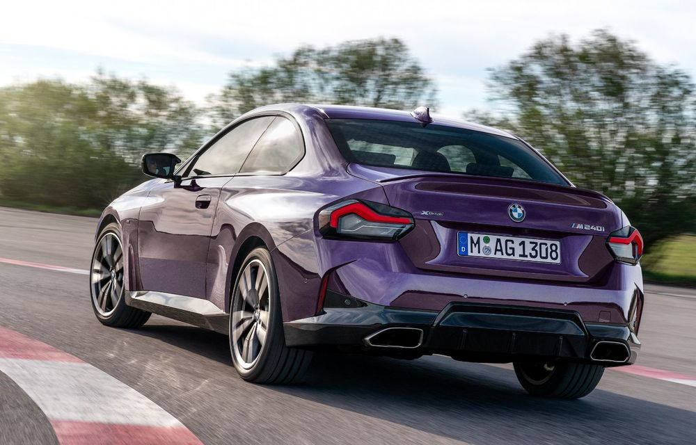 PREMIERĂ: Noua generație BMW Seria 2 Coupe, prezentată oficial cu până la 374 de cai putere - Poza 48