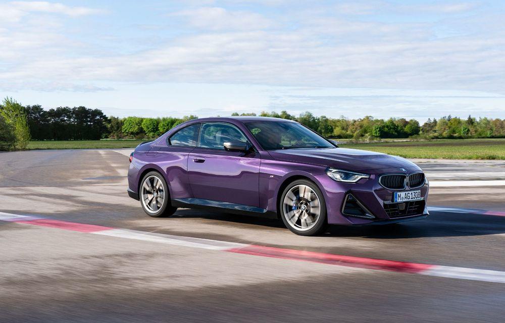 PREMIERĂ: Noua generație BMW Seria 2 Coupe, prezentată oficial cu până la 374 de cai putere - Poza 38