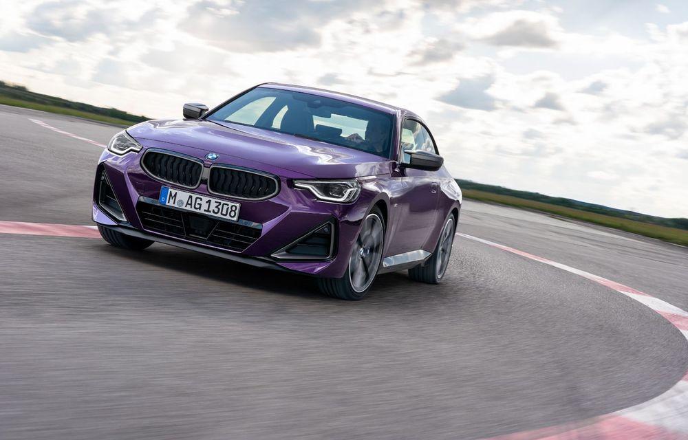 PREMIERĂ: Noua generație BMW Seria 2 Coupe, prezentată oficial cu până la 374 de cai putere - Poza 40