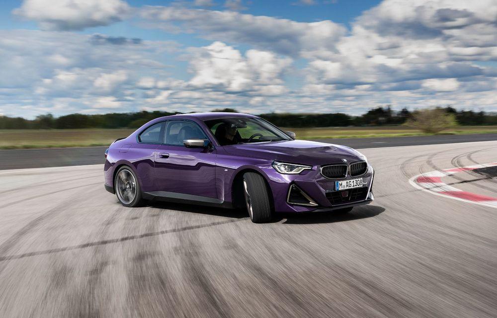 PREMIERĂ: Noua generație BMW Seria 2 Coupe, prezentată oficial cu până la 374 de cai putere - Poza 39