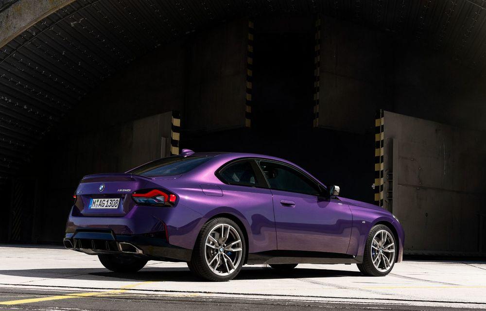 PREMIERĂ: Noua generație BMW Seria 2 Coupe, prezentată oficial cu până la 374 de cai putere - Poza 56