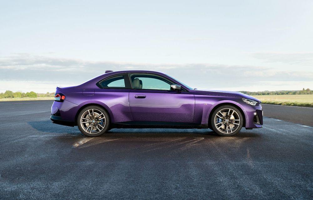 PREMIERĂ: Noua generație BMW Seria 2 Coupe, prezentată oficial cu până la 374 de cai putere - Poza 57