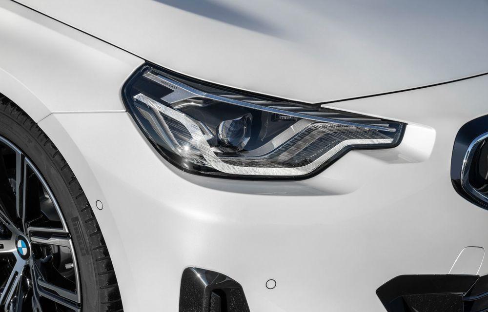 PREMIERĂ: Noua generație BMW Seria 2 Coupe, prezentată oficial cu până la 374 de cai putere - Poza 67