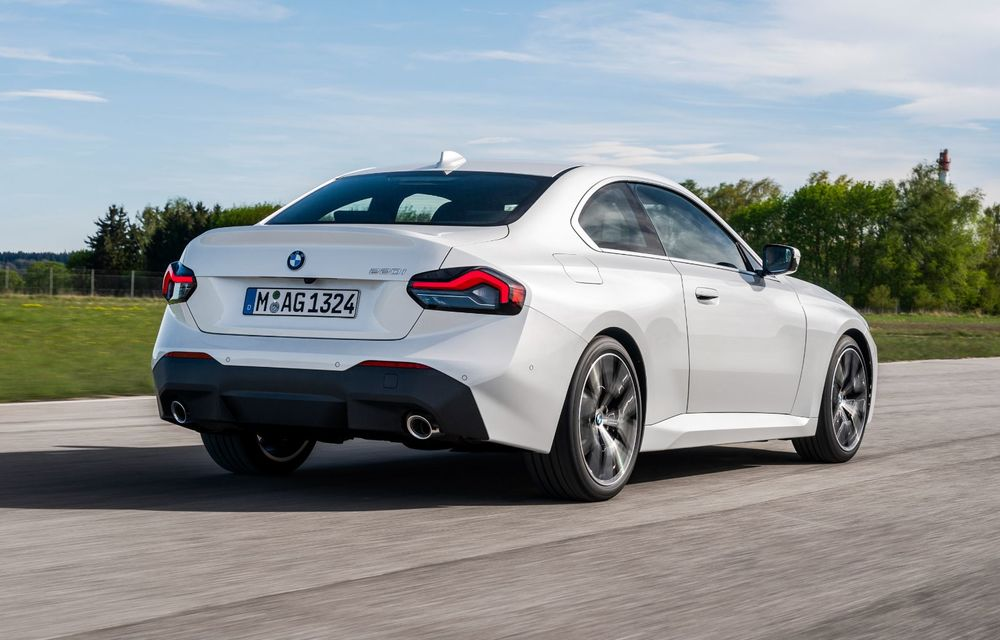 PREMIERĂ: Noua generație BMW Seria 2 Coupe, prezentată oficial cu până la 374 de cai putere - Poza 25